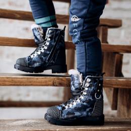 Ботинки зимние Джексон Baby Ortho
