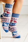 Носки шерстяные N6R169-1