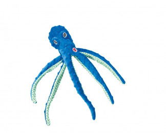 """Octopus Dog and Cat Toy, 16"""""""