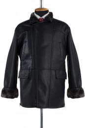 Пальто мужское утепленное Дубленка