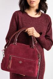Кожаная сумка 4310283 от Garne