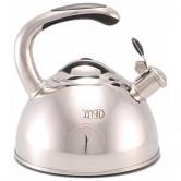 1122 GIPFEL Чайник для кипячения воды 2,5 л POESIE (нерж. ст
