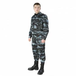 Костюм Охранник КМФ, цвет коричневый  рост 172-176