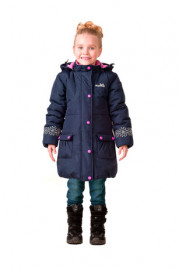 Пальто TW37107 DARK BLUE