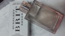 Burberry brit  sheer парфюмерная вода 100 мл