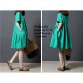 Платье 665