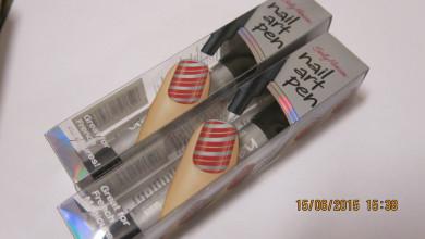 Sally Hansen карандаш для дизайна ногтей серый