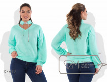Модель № X7612 - свитер