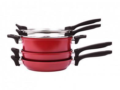 Набор посуды OURSSON 5 предметов