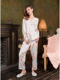 Пижама (ДЛ.рукав+брюки)