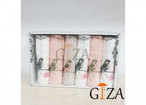 Кухонные полотенца Durul в упаковке 6 шт 30х50 см