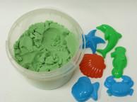 Живой песок для детского творчества 0,5кг