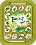 Сыр с травами Песто Tartare Aprifrais Pesto, 100г.