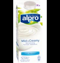 Йогурт Alpro (Соевый, Натуральный) 750 Гр.