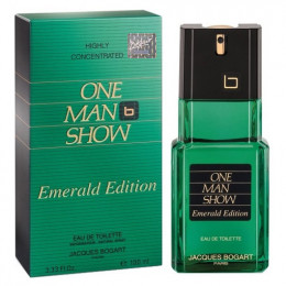 Jacques Bogart / One Man Show Emerald Edition