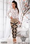 Модные стильные леггинсы - 10059