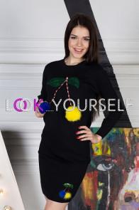 Костюм - юбка и джемпер (арт.0250