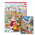 Шоколадный рождественский календарь (Германия)