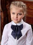 Лиза Галстук т-синий