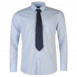 [Пьер Карден] Pierre Cardin рубашка + галстук