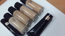 Shiseido тональный и консиллеры  крем 15 мл