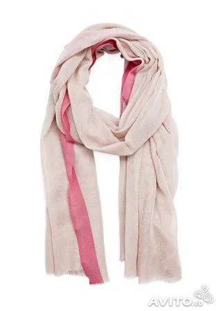 Новый шарф хлопок вискоза