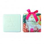 Натуральное мыло с ароматом тропических фруктов, 100 гр.