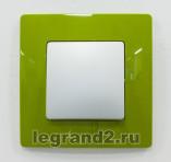 Рамка - 1 пост - Etika - зеленый папоротник