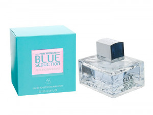 Blue Seduction Antonio Banderas, 100 ml