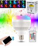 Музыкальная LED-лампа