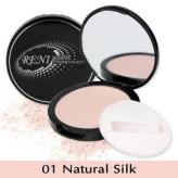 01 Пудра компактная – Natural Silk