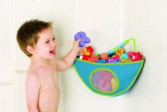 Органайзер для ванной угловой Синий