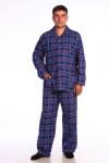 Пижама мужская фланелевая