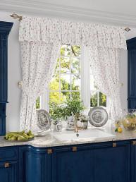 Комплект штор для кухни «Акрисона»