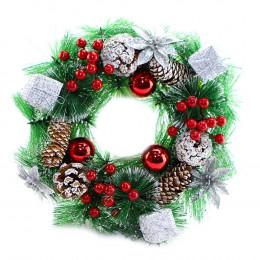 Венок Рождественский в ассортименте (диаметр 30см)