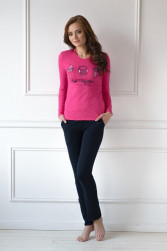 Комплект (блуза+брюки) Шарлиз