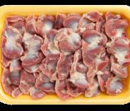 Курица желудки (Чищенные) 2,4кг
