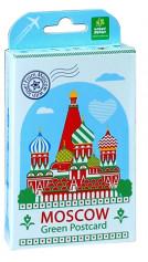 Подарочный набор Живая открытка Москва №1