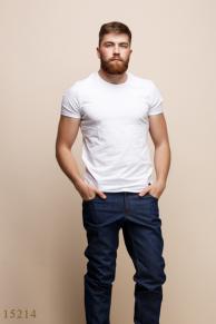 Мужские джинсы 15214 синий