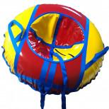 Санки-ватрушки ЕДУ-ЕДУ надувные. 110 см