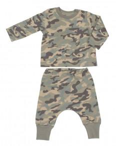Комплект джемпер и брюки для малышей