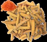 Гренки пшеничные со вкусом икры 1 кг