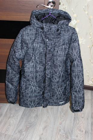 Продам мужскую курткуTermit б/у
