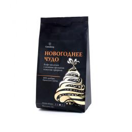 """Кофе молотый ароматизированный """"Новогоднее чудо"""", уп. 250 г"""