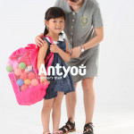 Сумка-рюкзак для игрушек