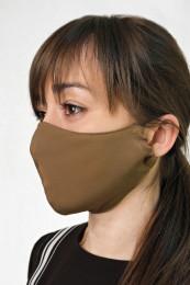 Декоративная маска хаки