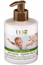 Детское крем-мыло 0+ baby cream-soap
