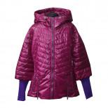 Куртка демисезонная для девочки Пралеска аметист (Беларусь)