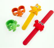 """Силиконовый браслет для детей """"Мультяшка"""" (комплект)"""