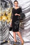 Платья Модель 3571 черный Lissana      Производитель: Lissan